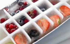 Fruit the frozen (pieces)
