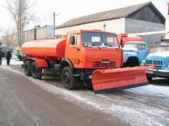 Watering, sweeping equipment MDKZ-20/02
