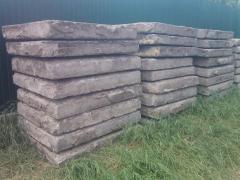 Плиты дорожные бетонные б.у.1.5*3м