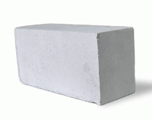 Кирпич силикатный полуторный рядовой, размеры 250