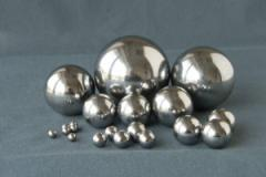 Spheres steel | Balls from a low-carbonaceous