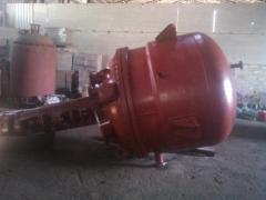 Reactor chemical 3,2m3