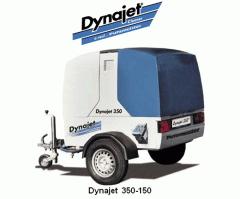 Оборудование Dinajet 150t (Динаджет) для быстрого