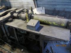 Пресс гидравлический для гибки балконных балясин