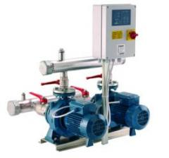 Production of computer-controlled pump stations of