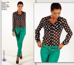 Блуза 780 Брюки 803