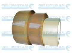 Adhesive tape with the sticky layer of Acryl