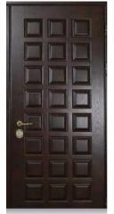 Двери бронированные Филенка