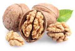 Walnuts are whole