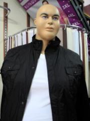 Jacket - a windbreaker the Article: 1010, big