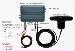SKT transport monitoring system