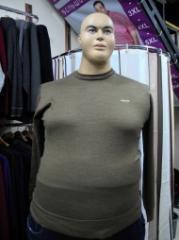 Men's jumper Article: 393, big sizes