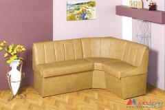 "Kitchen angular sofa ""Palm tree"