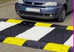 Temporary crosswalks (temporary zebra)