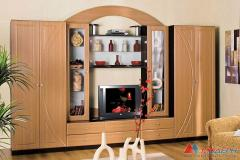 Cabinet furniture for a drawing room