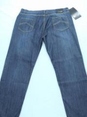 Men's jeans Article: 603, big sizes wholesale