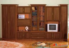 Cabinet furniture for a drawing room of