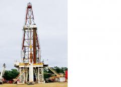 Mobile ZJ-30 drilling rig