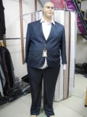 Мужской костюм Артикул: 3000 большие размеры
