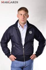 Men's jacket windbreaker