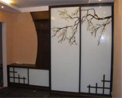 Bag sliding wardrobes
