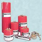 Generators of a fire extinguishing aerosol