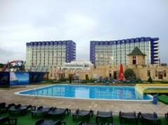 Пятизвездочный отель Аквамарин