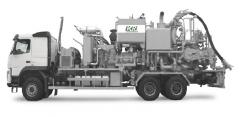 Цементувальний агрегат KRGJ-400