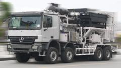 Агрегат для гідророзриву шару KYL 2500-140