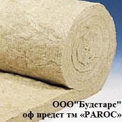Mat of stuffed Paroc Loose Wool