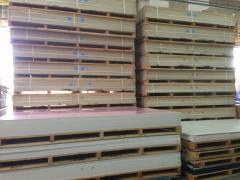 Range of PVC sheets: Anwipor, Anwipor L, Anwipor