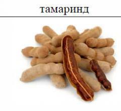 Тамаринд сушеный