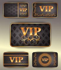 BUSINESS CARDS METAL * the VIP * the CLASS (under