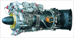 TB3-117BM engine of a series 02