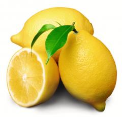 Fresh fruit Lemon