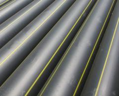 Трубы полиэтиленовые напорные для подачи воды из