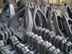 Chuguna foundry, conversion and gray Kharkiv