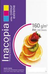 Inacopia A4 paper for the kachetvenny color press