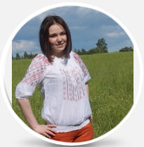Vyshivanka 'Peasant-01', cambric with an
