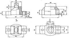 Изолятор фарфоровый А-632