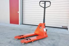 The cart the hydraulic DF 25 (shortened)