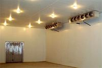 Универсальные промышленные воздухоохладительные установки для охлаждения и заморозки в холодильных камерах разных размеров. Большой ассортимент