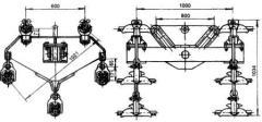 معدات تركيب الشبكات الكهربائية