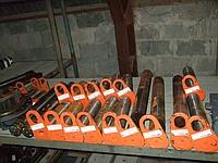 Пальці сполучні для рукояті, ковша, стріли екскаваторів ЕК-12, ЕК-14, ЕК-18, ЕТ-14, ЕТ-16, ЕТ-18