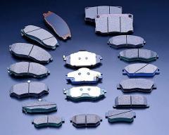 Колодки тормозные для AUDI, MERCEDES, VW, BMW,