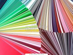 Офсетные краски для листовой печати