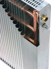 Медно - алюминиевый радиатор