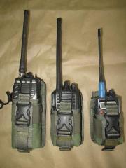 Чехол для радиостанции системы Molle
