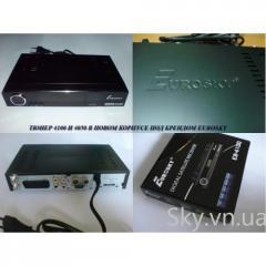 Спутниковый тюнер EuroSky ES-4050
