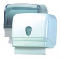 The holder for sheet towels universal white 601